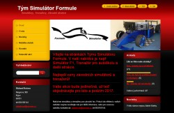 Simulátor Formule