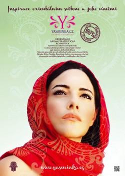 Orientální přírodní kosmetika Yasminka - YASMINA CZECH s.r.o.
